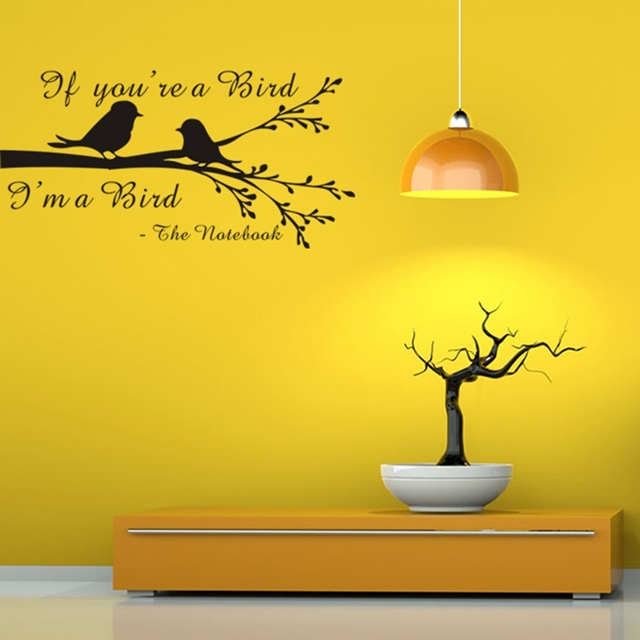 Free shipping amazon hot selling if youre a bird i