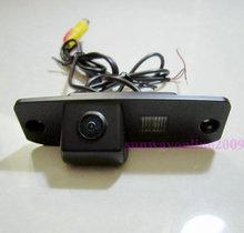 Sony ccd opinión posterior del coche reverso de estacionamiento de imagen de espejo de la cámara para kia carens/borrego/oprius/sorento/sportage r/kia ceed