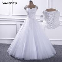 Vestido De Noiva Vintage Plus Size Mermaid Wedding Dresses Robe De Mariee Boho Wedding Dress Chapel