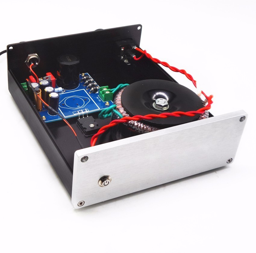 120W 2AS1943 DC Linear Regulated Power Supply DC Output 5v -24V Voltage Optional Precision Power Supply For DAC tube amplifier rps3020d 2 digital dc power adjustable power 30v 20a power supply linear power notebook maintenance