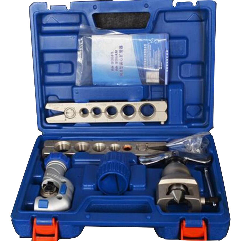 Copper tube flaring cutting tool kit  pipe flaring tool set WK 806FT L tools|Machine Centre| |  - title=