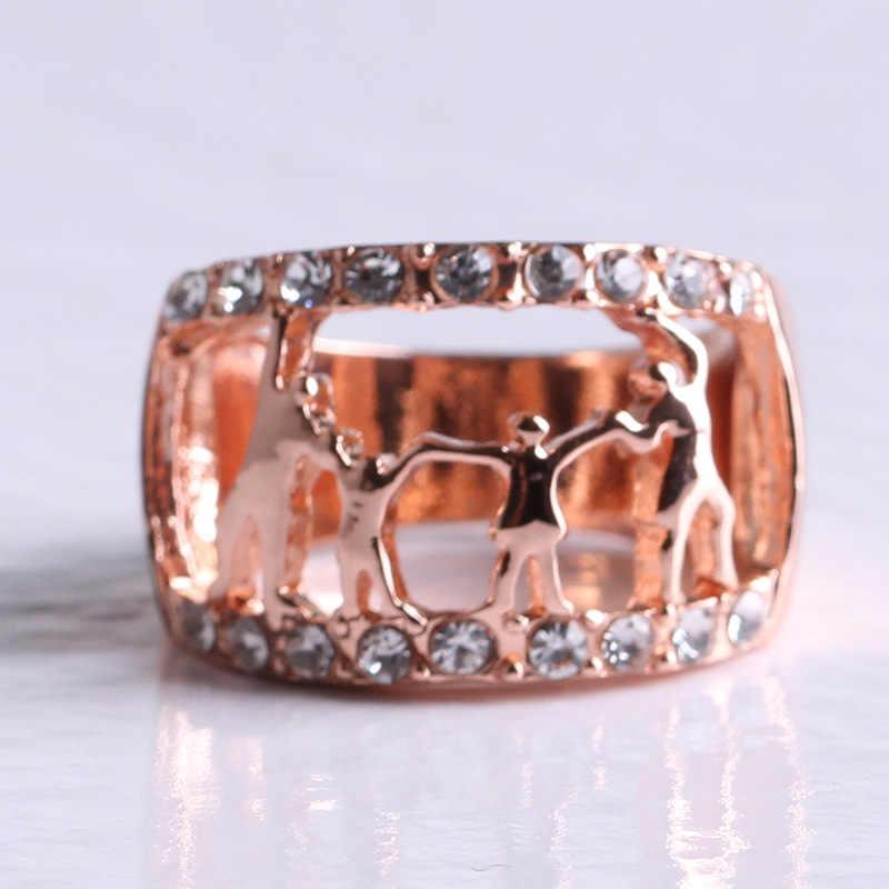 Широкие кольца золотистого цвета кольца для мужчин и женщин модные ювелирные изделия коктейльное кольцо размер 7 8 9 10 для женщин День матери Рождественский подарок