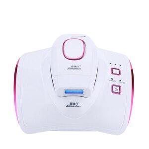 Image 2 - Haar Entfernung System Mit LPL + RF Und 300000 Lampe Köpfe IPL Entferner System, schmerzfrei Und Sicher Haar Epilierer Zu Hause