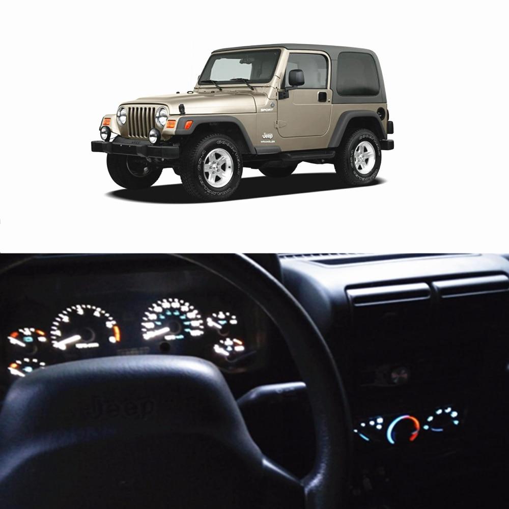 para jeep wrangler yj 1987-2006