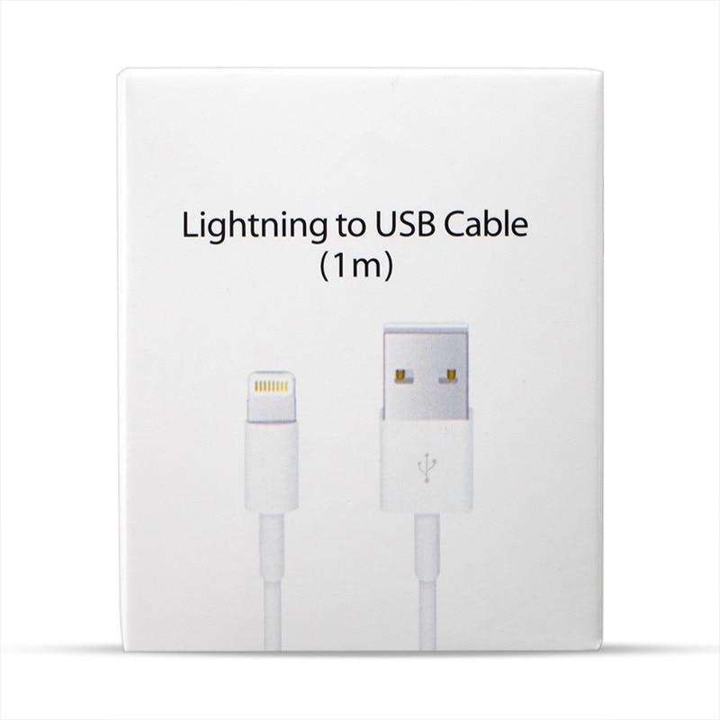 Apple iPhone X XS 5 5S 5C SE 6 6S 7 8 Plus ipad mini air 2 Långtrådsladdkabel