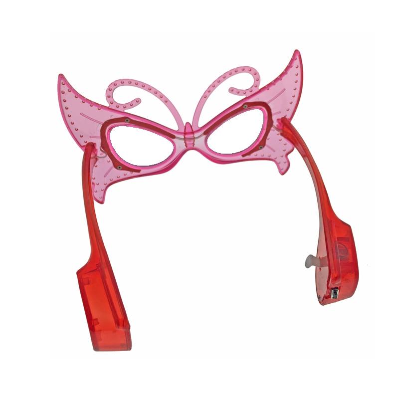 Led vestido de novia ropa 5 unids / lote láser intermitente gafas - Para fiestas y celebraciones - foto 6