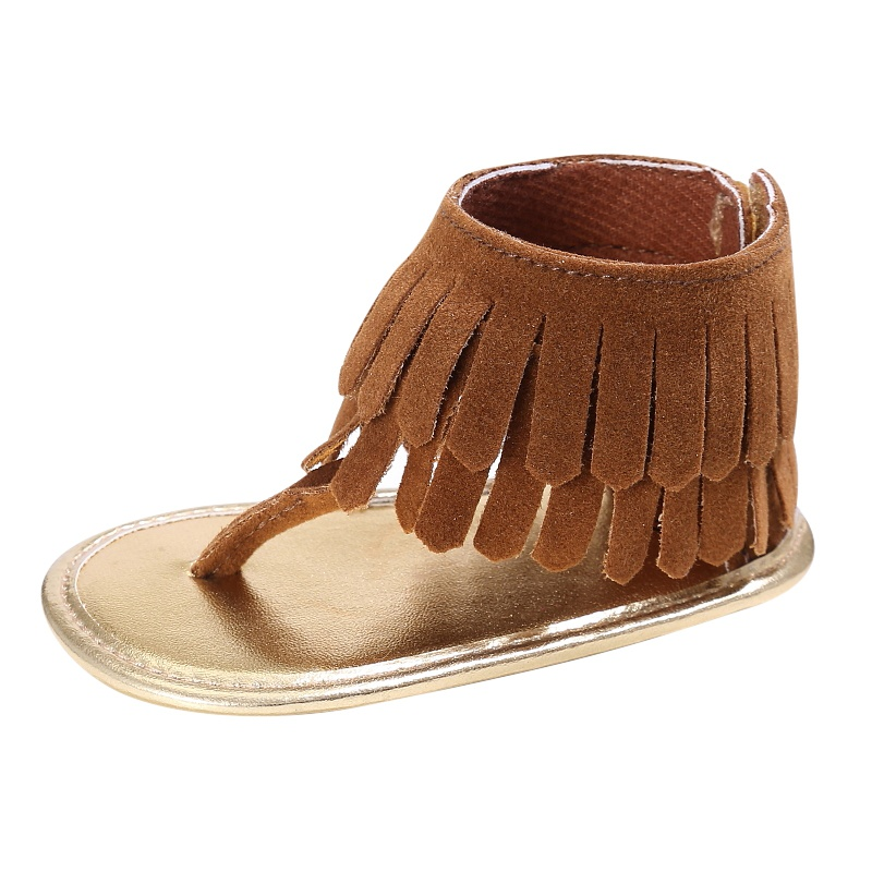 Baby-Girl-Tassel-Sandal-Summer-Shoes-Anti-slip-Flip-Flop-Newborn-Prewalker-0-18M-5