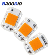 LED Lamp Chip Bulb Lights COB Grow Light Bulbs AC 110V 220V Full Spectrum 20W 30W 50W For Indoor Plant Seedling DIY