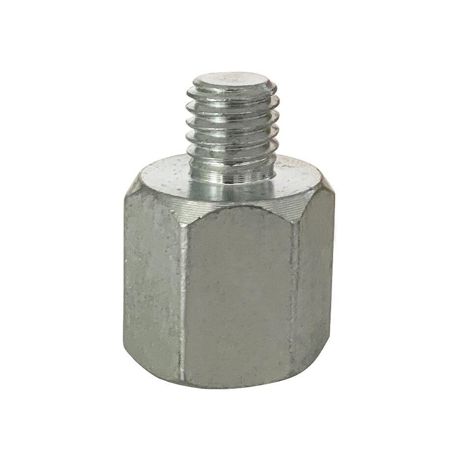 2 pièces de connexion convertisseur Adaptateur M14 Filetage Mâle à 3//8 Hexagonal Tige