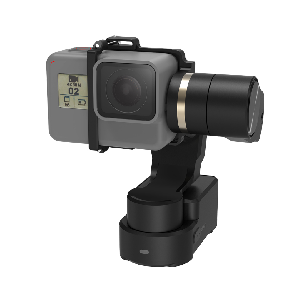 FeiyuTech WG2X Updated 3-Axis Wearable Waterproof <font><b>Gimbal</b></font> for GoPro Hero5 / GoPro Hero4 / Session 4/5 6 Yi <font><b>4K</b></font> and <font><b>Cameras</b></font> image
