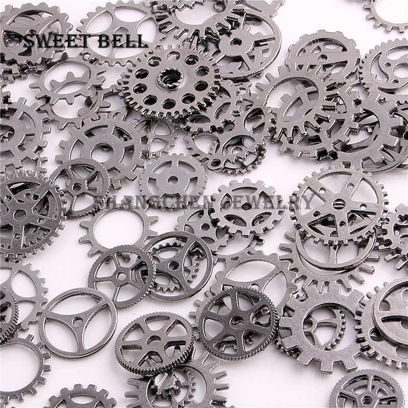 Перец сладкий Mix 100 шт 9 цветов брелоки в стиле стимпанк кулон зубчатое колесо античный бронзовый своими руками изготовление металлических украшений D0352-2