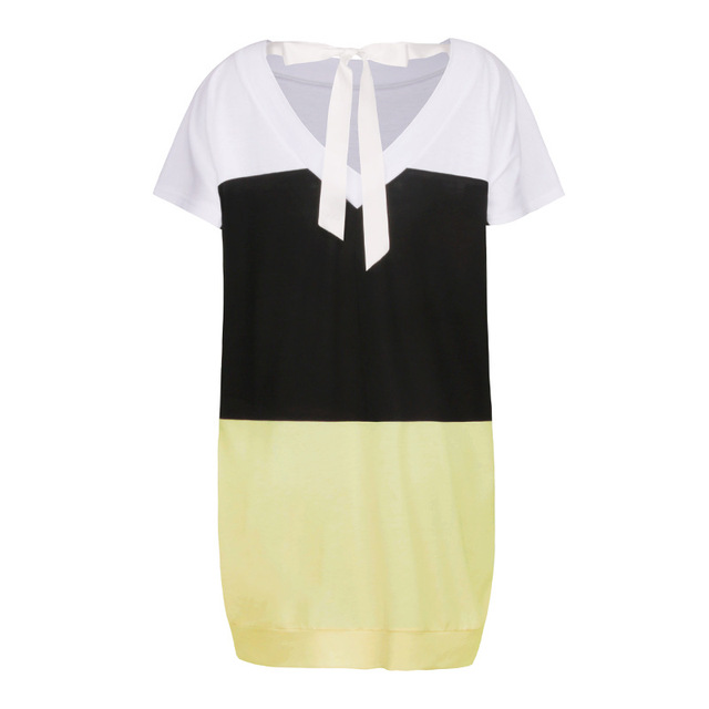 Women's Short Sleeved Summer Dress (4 Colors)