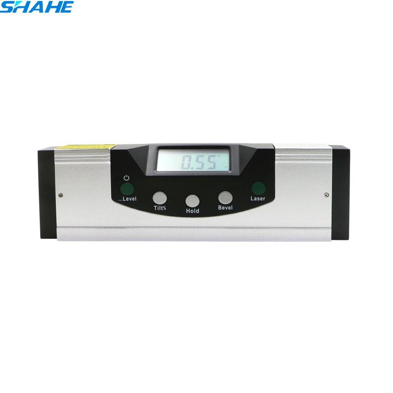 Free Shipping 150 mm laser leveling level Digital Spirit Level Laser digital level angle lp 102d laser level