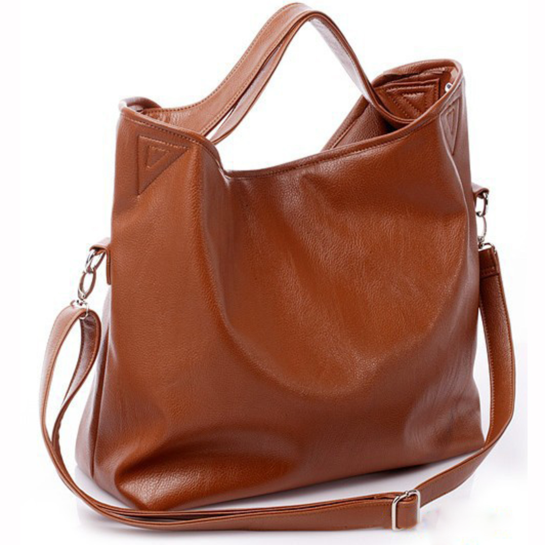 YEJIA FASHION Large Capacity Totes Bag Women Handbag Long Strap Shoulder Bags Casual Lady Cross Body Bags Work Business Bags