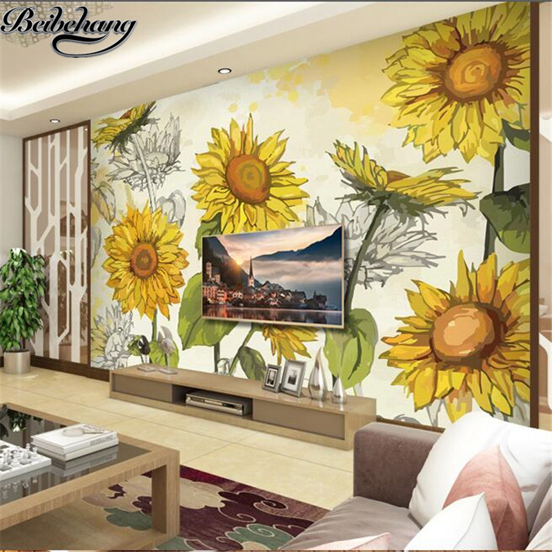 beibehang High end Custom Wallpaper Large 3D Stereo ...