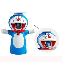 Toothpaste Dispenser Anime Doraemon Unique Home Decor