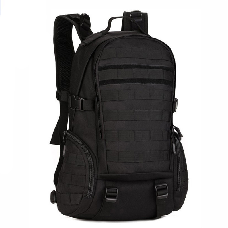 Hot 35L Military Tactical Backpack Rucksacks Men Camouflage Outdoor Spo