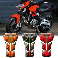 New Motorcycle 3D Tank Pad Protective Decal Sticker For Aprilia Shiver 750 SL GT 07 15 2007 2008 2009 2010 2011