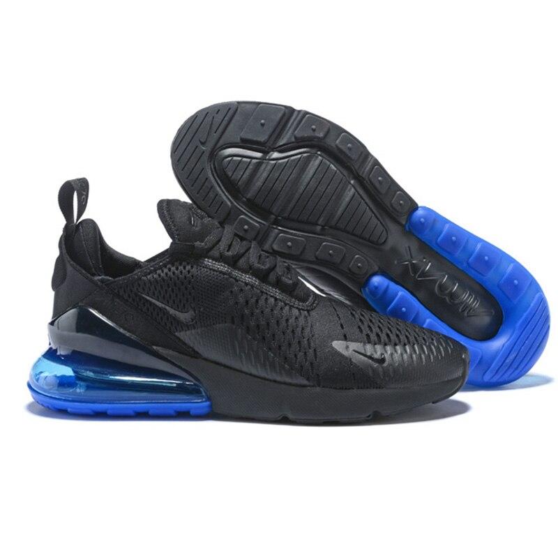 Chaussures Nike Air Max 270 D'origine Hommes D'origine Authentique de Nike Air Max 270 Hommes chaussures de course Nike Pour Hommes Air 270
