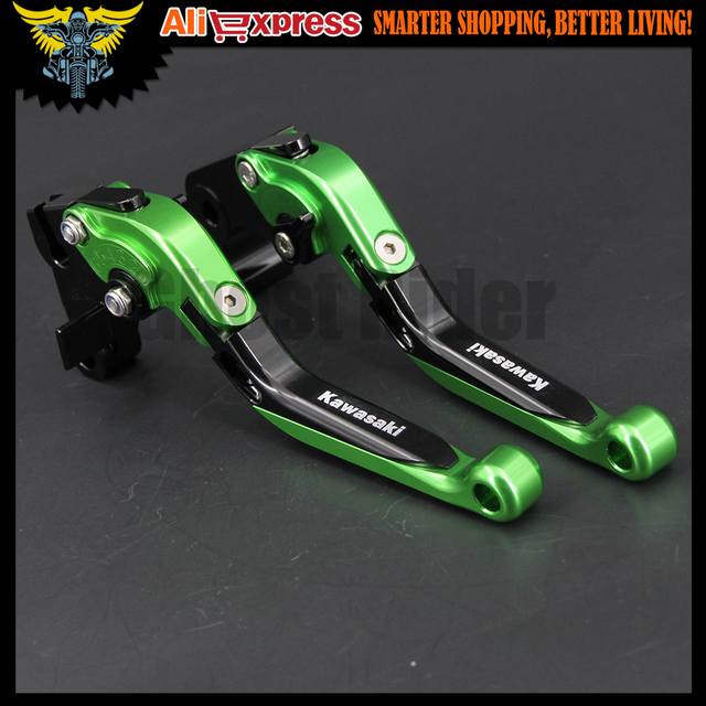 Cnc Extendable Folding Motorcycle Adjustable Brake Clutch Levers For