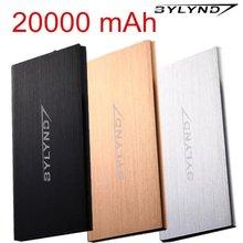 Dual USB 20000 mah Energienbank Tragbare batterie externe pack ladegerät notfall-ladegerät Power Backup power