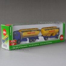 Siku 1809 литые игрушечные модели 1: 87 грузовик с питанием силос миниатюрная копия