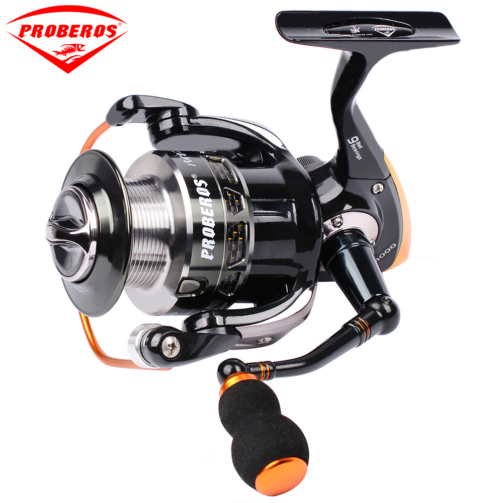 Aluminum Alloy Fishing Reel 9-19KG Max Drag Sea Boat 1000-6000 Spinning Reel 8+1BB Anti-Seawater Stainless Steel Bearing Reel jacques lemans jl 1 1752k