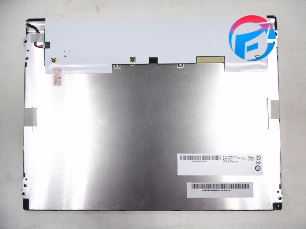 G121SN01 V4 12.1 inch LCD Industrial Application panel 800*600 AUO New & original original auo12 1 inch lcd screen g121sn01 v 3 g121sn01 v 1 industrial lcd