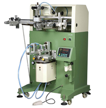 cylinder screen printing machine,silicone bracelet screen printing machine for single color