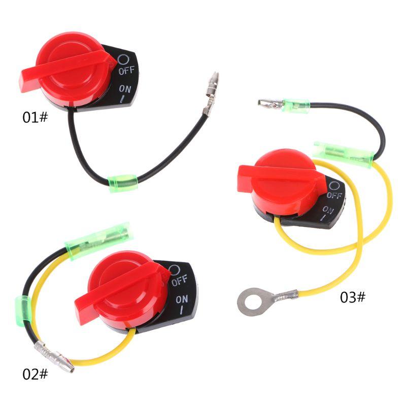 Engine Power Stop On Off Kill Switch Control For Honda GX110 GX120 GX160 GX200 GX240