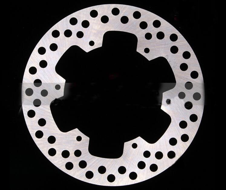 Motorcycle Rear Brake Disc Brake Disc Suitable for Suzuki RMZ250 disc brake squeal