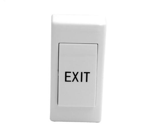 Mini  Exit Button Door Release Push Exit Door Used For Access Control System,min:1pcs