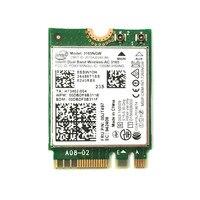 Dual band Wireless AC Für Lenovo FRU: 00JT497 Intel 3165 3165NGW NGFF Wifi BT4.0 2 4G/5 Ghz 433 Mbps 802.11ac Drahtlose Netzwerkkarte