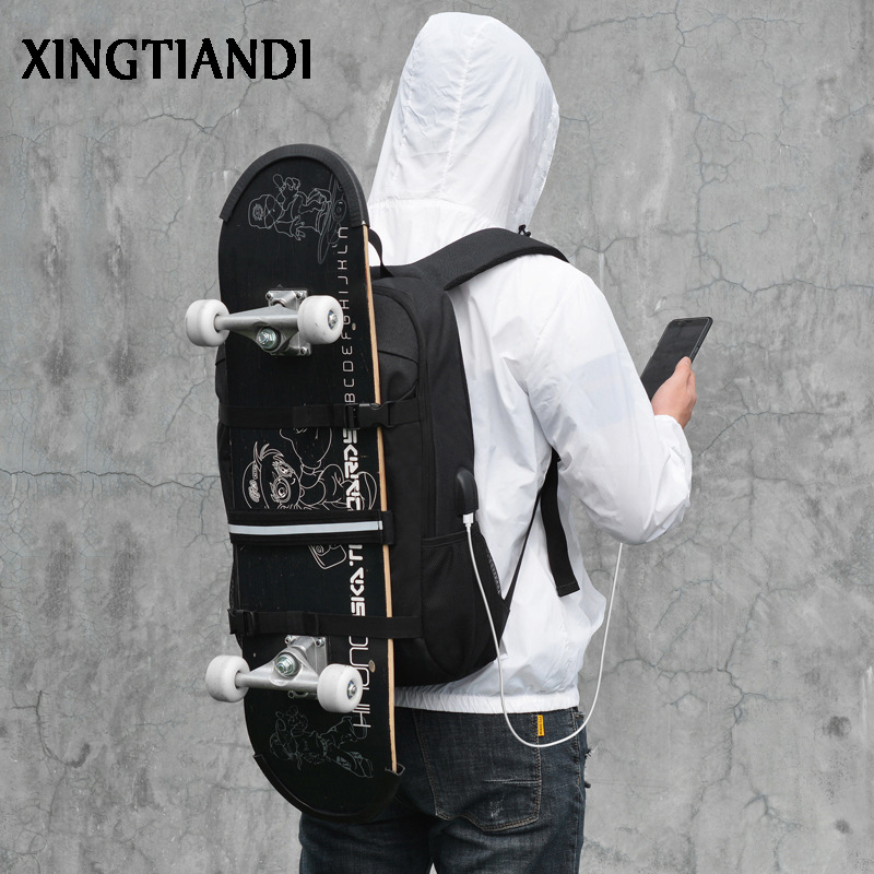 Men Anti Theft Backpacks Backpack Large Capacity Casual Laptop Teenagers Male Travel Skateboard Bag School Bags waterproof school bag college school backpacks fashion design men casual male business backpack anti theft men travel laptop bag