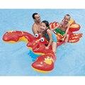 Высокое Качество многоцелевой Большой Открытый Надувные Омар Форма Главная Дети любят Игры продукты Бассейн детское Плавание