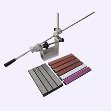 6 generations New Knife sharpener Sharpening System knife Apex edge sharpener Aluminum alloy DQK system diamond stone Oil stone kme ii knife sharpener professional grinder for sharpening profession knife grinding system apex edge knife sharpener 1 diamond