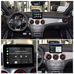 Image 5 - Joyeauto אלחוטי Carplay אנדרואיד אוטומטי עבור מרצדס GLS NTG5 Retrofit תמיכה אחורי מצלמה דינמי הנחיות רכב לשחק מתאם