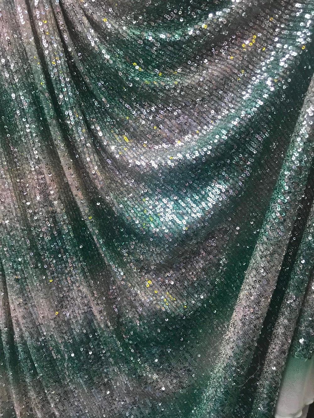 예쁜 스팽글 그물 레이스 JIANXI.C 4907 프랑스어 장식 조각 레이스 수 놓은 얇은 명주 그물 레이스-에서레이스부터 홈 & 가든 의  그룹 3