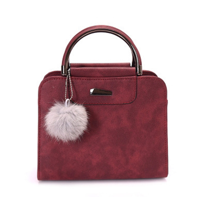 A new round of explosive sales in 2019, good quality and low price, crazy purchases, handbags red ordinary 17