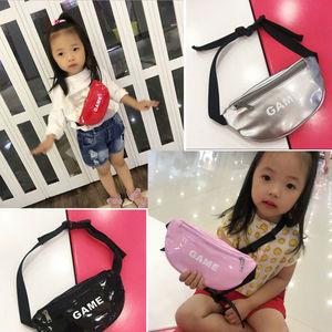 Image 3 - 2021 Fashion New Toddler Baby Girls Kids Waist Bag Pack Outdoor Sports Pouch Belt Hip Chest Crossbody Travel Purse