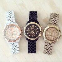 Geneva Classy Matte Bracelet Watch Famous Brand Womans Watch Ladies