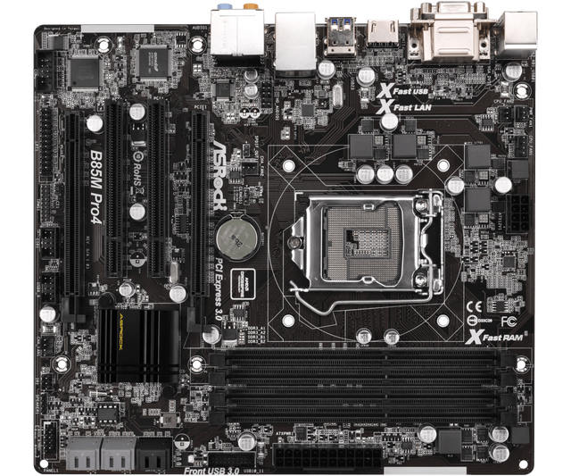 ASROCK B85M-HDS XFAST USB DRIVER FOR PC