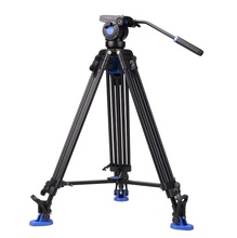 1.8M BENRO kh26NL VIDEO camera Tripod Professional for video stand / DSLR video tripods / Fluid Head Damping / For Camcorder