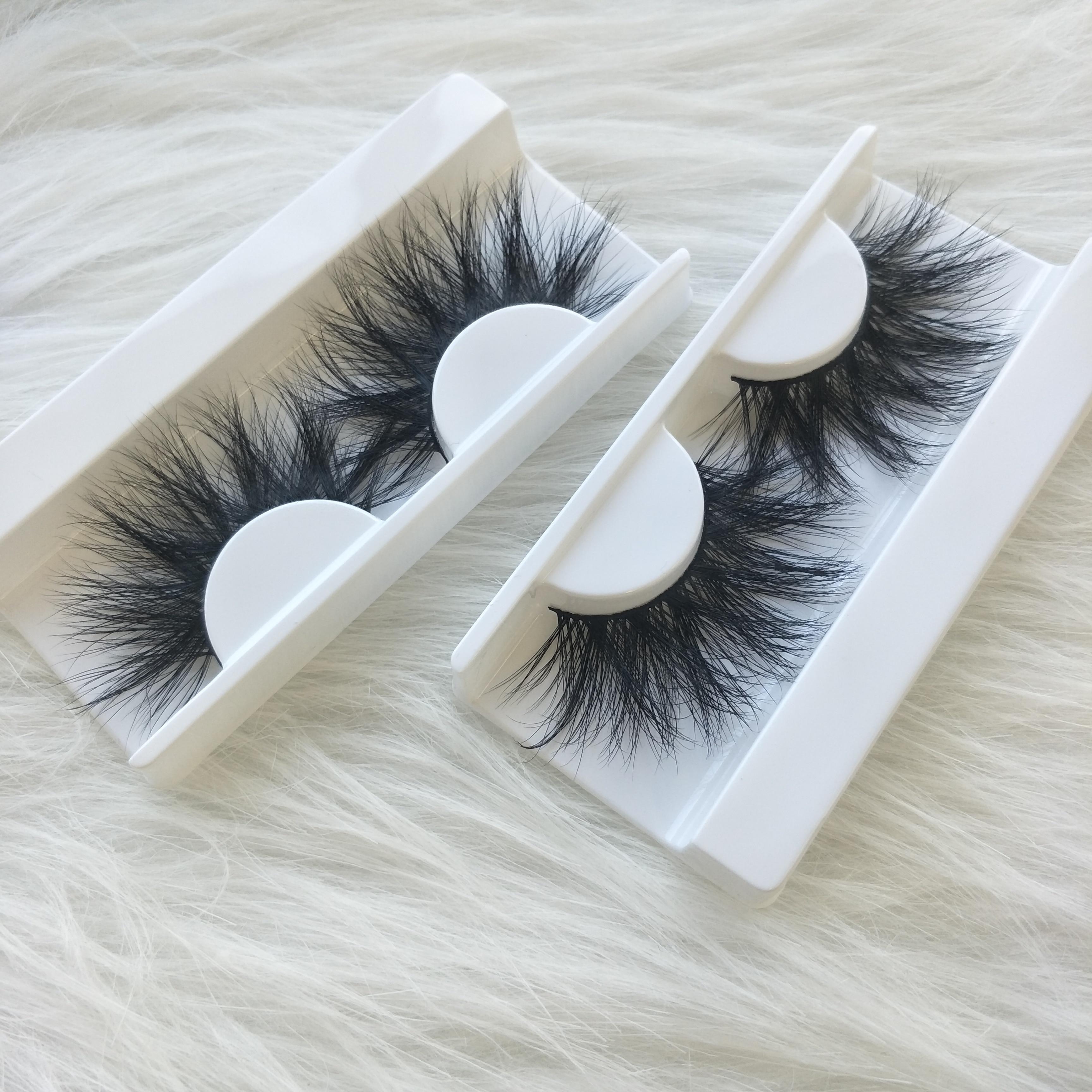 MAYNICE 2/4 Pairs Natural False Eyelashes Fake Lashes Long Makeup 3d Mink Lashes Eyelash Extension Mink Eyelashes For Beauty