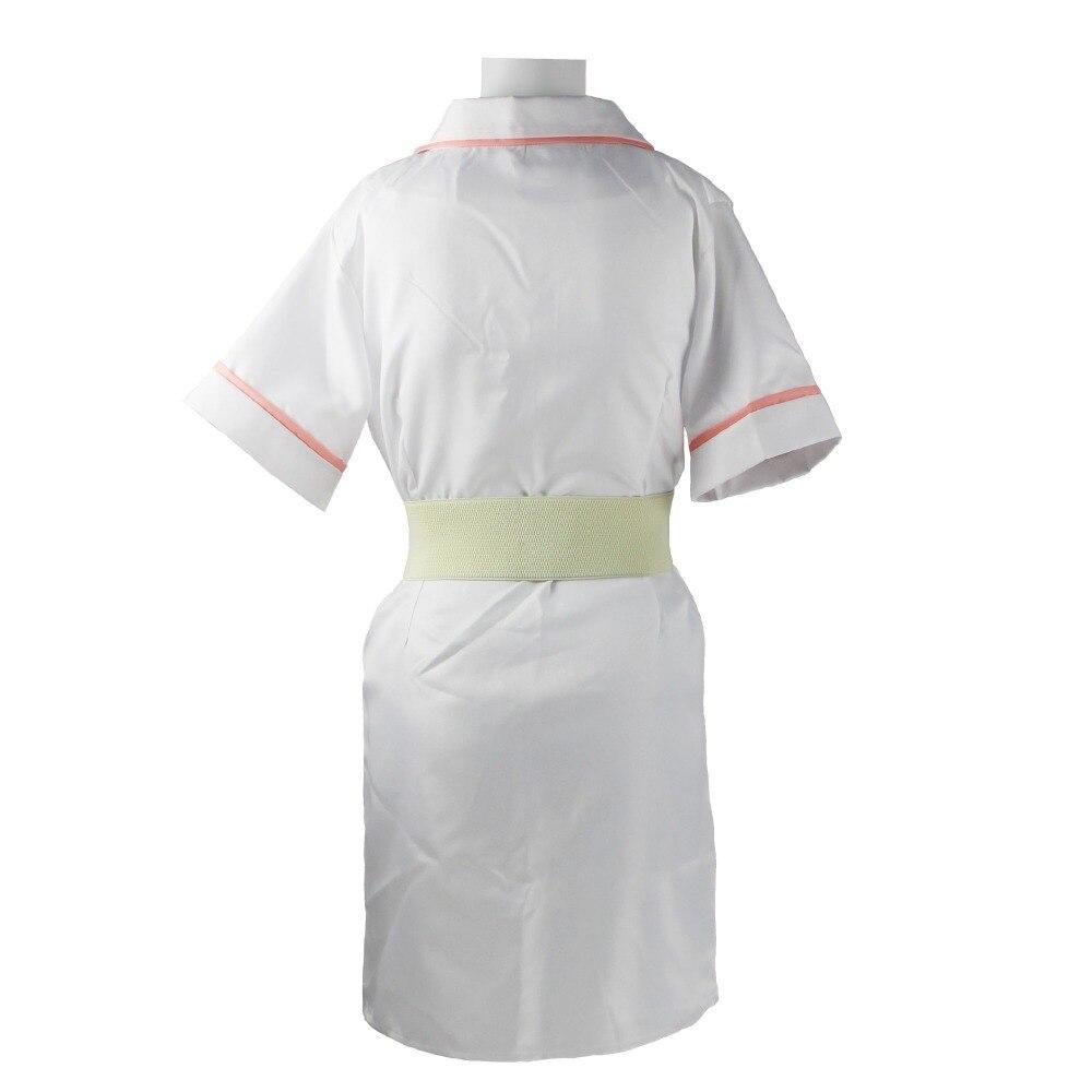 953883c3587d7 Batman Dark Knight Joker Nurse Dress Uniform Halloween Nurses Outfit  Costumes Custom Made-in Movie & TV costumes from Novelty & Special Use on  ...