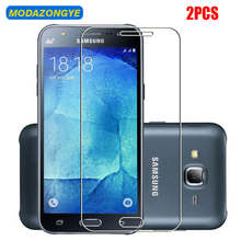 "2pcs For Samsung Galaxy J5 2015 Tempered Glass Samsung Galaxy J5 2015 J500F J500 J500H SM-J500F J 5 Screen Protector Glass 5.0""(China)"