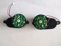 For B6009 Side Brush Motors For Vacuum Robot LIECTROUX B6009 Include Left Motor Assembly X1pc