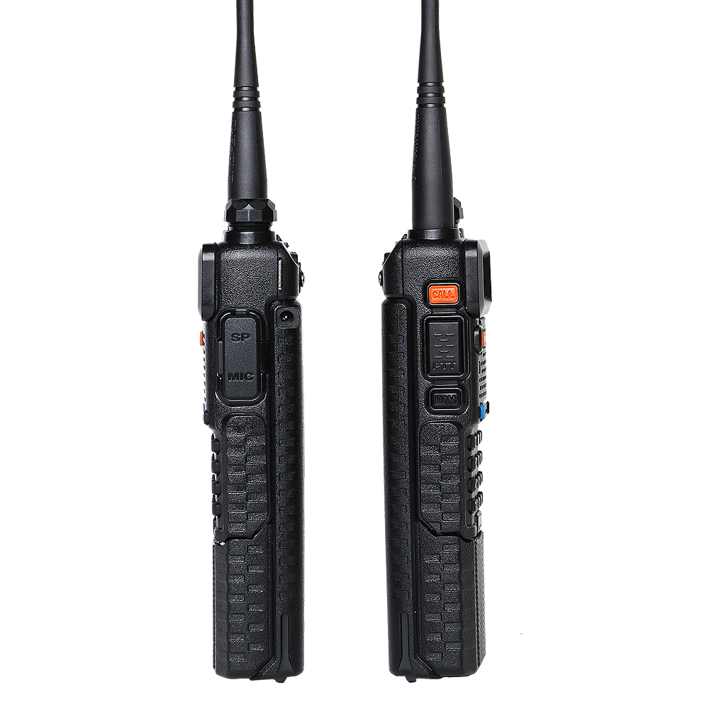 Image 2 - Baofeng UV 5R 8W 3800mAh Battery Walkie Talkie 128 Dual Band Two Way Radio UHF&VHF 136 174MHz&400 520MHz  Ham Radio Transceiver-in Walkie Talkie from Cellphones & Telecommunications