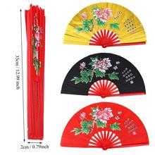 Fans Tai Wushu Kung-Fu Taiji-Performance Chinese Martial-Artsshirts Traditional Two-Dragons