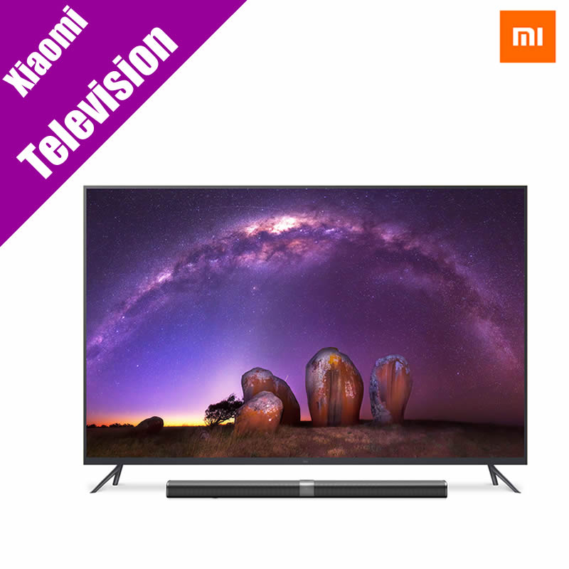 Original Xiaomi Mi TV 3 70″ Inches Smart TV English Interface Imported Screen Real 4K 3840*2160 Ultra HD Quad Core TV Pre-sale